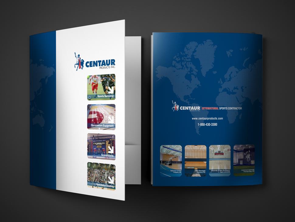 Presentation Folder Design Inspiration Presentation Folder Design For