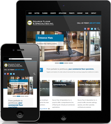 Vancouver Responsive Web Design
